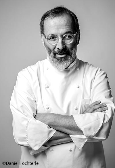 Drei-Sterne-Koch Norbert Niederkofler – live auf der CHEF SACHE